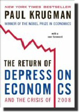 The Return of Depression Economics and the Crisis of 2008(P. Krugman,2008)